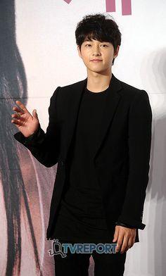 "Song Joong Ki: ""I don't want to say goodbye to Innocent Man crew"""