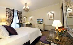 Auberge du Jeu de Paume - Chantilly : Chambre Classique de 28 m² | Classic Room. #5star #hotel #France