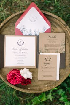 Photography: Mint Photography - mymintphotography.com   Read More: http://www.stylemepretty.com/2014/12/25/lakeside-winter-wedding-inspiration/