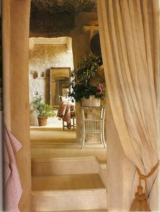 house in Bonnieux, Provence