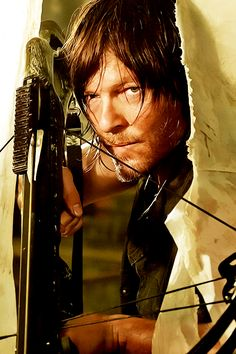 Norman Reedus, Daryl Dixon - The Walking Dead