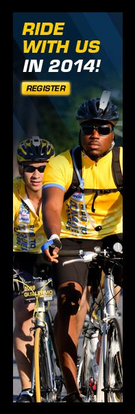 The Ride to Conquer Cancer