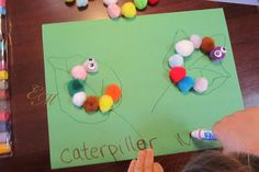 C is for Caterpillar