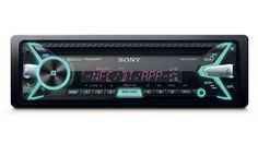 $120, bestbuy.com Sony MEX-N5100BT is an affordable car CD player with optional satellite radio and basic, yet excellent Bluetooth interface. It has a built-in NFC chip for easy pairing with compatible devices. It also delivers Apple iPhone audio integration over Bluetooth.  - BestProducts.com