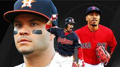 Power Rankings: The race tightens atop the American League #FansnStars