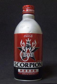 From Coca Cola - Scorpion