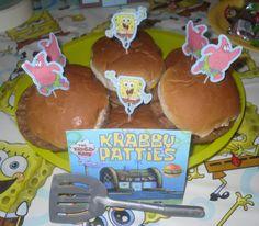 Spongebob Party Food.