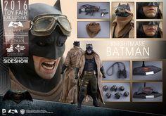 Hot Toys Knightmare Batman Sixth Scale Figure