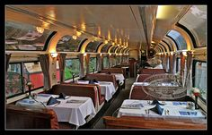 Taking the Coast Starlight from San Francisco to Seattle.  My version of riding the Hogwarts Express.
