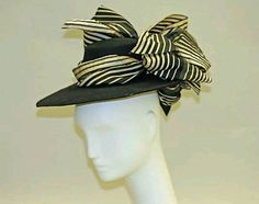 1890's hat <3