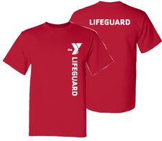 d28088bdfac YMCA Apparel Store - Dri-fit YMCA lifeguard tee