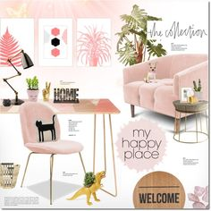 #thecollection by justlovedesign featuring gold home decor