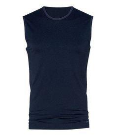 Network Muscle Shirt Navy