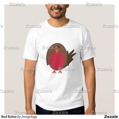 Red Robin T Shirt