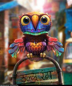 owl/coruja