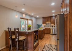 View photos of our kitchen remodeling projects.