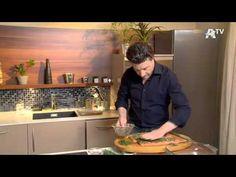 Recette de cuisine - Saumon entier, gravlax, blinis et crème aigre