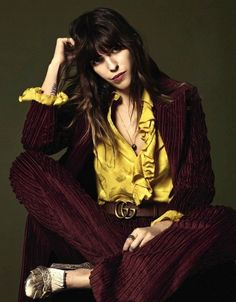 Lou Doillon Proves Yet Again That She's the Ultimate French Style Icon 70s Fashion, French Fashion, Fashion Outfits, Girly Outfits, Stylish Outfits, Fashion 2018, Classy Outfits, Fashion Clothes, Beautiful Outfits