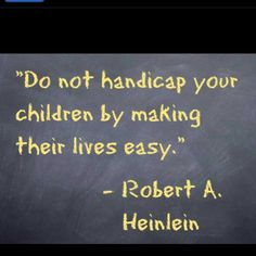 Something to think about... I wish I could put this on my students report cards!!!