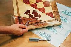 Layered Color: Special Effects with Stain - Woodworking | Blog | Videos | Plans | How To