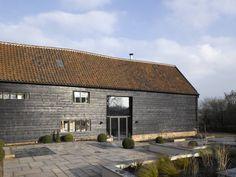 Dom w stodole to wyjątkowe miejsce mieszkalne.