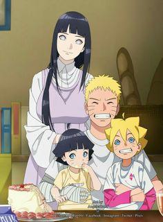 Boruto Naruto Hirata Himawari