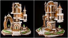 The 2016 Winners of the Gingerbread House Competition Are Absolutely Amazing