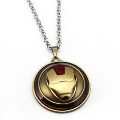Iron Man Necklace - 7 Colours - $ 6.95 ONLY!  Get yours here : https://www.thepopcentral.com/iron-man-necklace-7-colours/  Tag a friend who needs this!  Free worldwide shipping!  45 Days money back guarantee  Guaranteed Safe and secure check out    Exclusively available at The Pop Central    www.thepopcentral.com    #thepopcentral #thepopcentralstore #popculture #trendingmovies #trendingshows #moviemerchandise #tvshowmerchandise