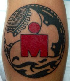 Ironman Tribal by Fish @ Whole Addiction Tattoo Coral Springs, FL 33065