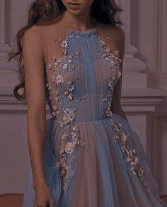 Pretty Prom Dresses, Ball Dresses, Elegant Dresses, Cute Dresses, Beautiful Dresses, Ball Gowns, Prom Dresses Blue, Formal Dresses, Fantasy Gowns