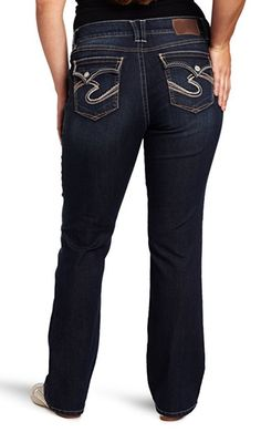 SILVER JEANS SALE Buckle NWT/DEFECT Mid Suki Capri Cropped Stretch ...
