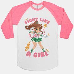 Fight Like A Girl: Jupiter   HUMAN   T-Shirts, Tanks, Sweatshirts and Hoodies