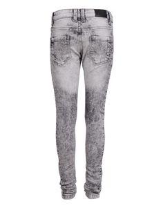Jeans Fiona grijs |