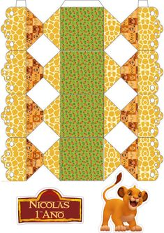 Milk Box, Le Roi Lion, Princess Aurora, Creative Crafts, Kids Rugs, Baby Shower, Templates, Party, Projects