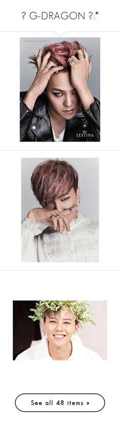 """✧ G-DRAGON ・:*"" by d-lirium ❤ liked on Polyvore featuring kpop, k-pop, bigbang, photo, backgrounds, big bang, g-dragon, photos, ozi and bigbang - gdragon"
