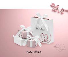 Pandora Valentine's 2015 Gift Packaging <3