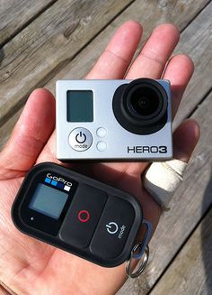 GoPro camera : I want several of these please!!