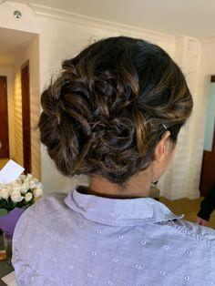 Bridesmaids Hairstyles, Bridesmaid Hair, Dreadlocks, Hair Styles, Beauty, Fashion, Hair Plait Styles, Moda, Fashion Styles