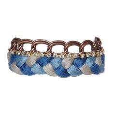 braid chain -編み込みブレスレット サンプルデザイン