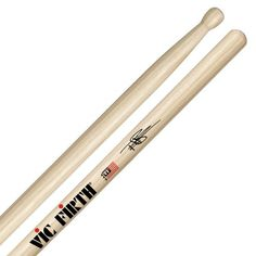 Vic Firth Signature Series -- Terry Bozzio, Phase 1 Vic Firth, my other stick drum type