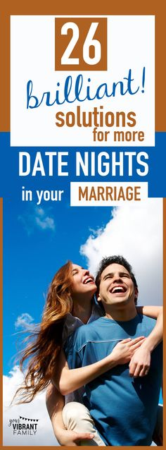 You've heard how date nights can really strengthen your marriage. But how in the…