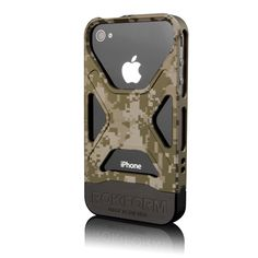 Rokform Rokbed Made in the USA Aluminum Case for iPhone 4, 4S in Digital Camo $99.99