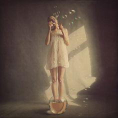 bubbles by Anka Zhuravleva