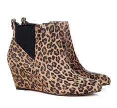 perfect little leopard booties.