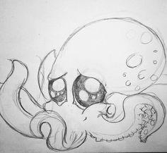 Octopus / Krake