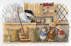Un articolo di Lilia BRIAN PATERSON IL MONDO DI VALLECHIARA L'inglese Brian Paterson è il creatore e l'illustratore della fortunat...