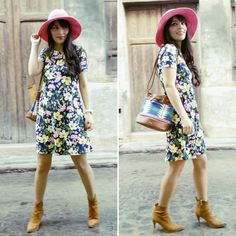 Flowered - Temporada: Primavera-Verano - Tags: Fashion , inspo, style, moda, look, outfit - Descripción: Welcome Friday: new flowered  post is currently http://goo.gl/kVT8W3 #blogger #fashion #look #ootd #inspo #style #moda