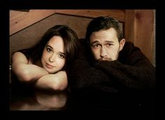 Two of my FAVORITE Beautiful people (Ellen Page & JGL)