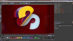 #harprit #kang #harpritkang www.harpritkang.com Cinema 4D Tutorial - How to make 3D Text Unfolding Animation
