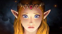 Image: ArtStation - Zelda, Mikey Patch